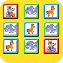 matching game for babies and children mobile app icon