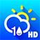 10日間天気予報無料: HDのライブアニメーション壁紙24時間の詳細天気予報
