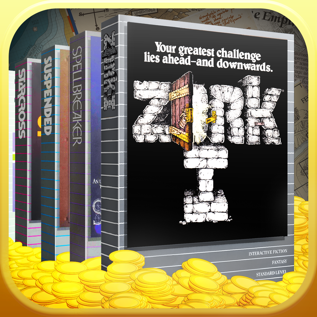 Lost Treasures of Infocom iOS